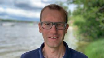 Johan Lundberg, ny vd på OKG