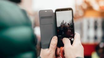 Köp en begagnad Samsung Galaxy s9 med 3 års reklamationsrätt