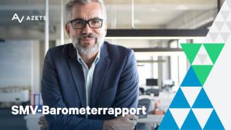Azets har i dag offentliggjort resultaterne af deres første SMV-barometer.