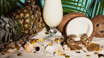 Xanté Coconut Cream & Pear med ananas