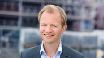 1. august blir Andreas B. Eskelund ny administrerende direktør i SiO. Foto: CF-Wesenberg.