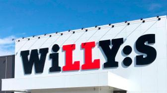 Willys serviceorganisation sparar både tid och pengar med AddMobiles digitala lösningar. Foto: Pressbild Axfood