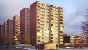 Därför behöver fasader renoveras regelbundet