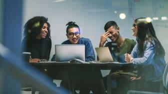 Sigma Young Talent och Microsoft startar en gemensam satsning på utveckling av unga talanger inom framtidens kompetensområden AI och cybersäkerhet.
