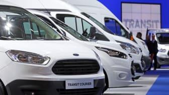 Ford har nå et bedre nyttekjøretøysortiment enn noensinne