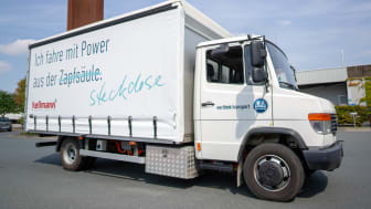 BPW electric drive system eTransport