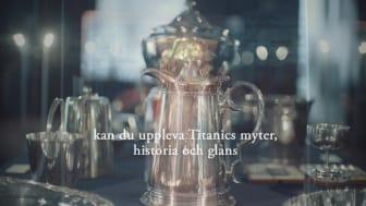 Titanic The Exhibition i Sundsvall 2020
