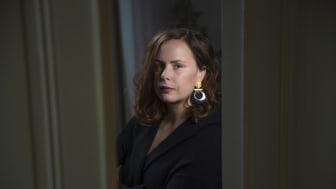 Vinnare i kategorin Årets Röst: Hanna Hellquist