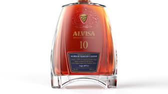 Alvisa 10 Brandy Ecológico - Ekologisk brandy från Spanien