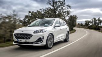 Ford Kuga ladbar hybrid Vignale 2020