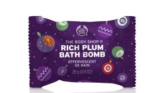Rich Plum Bath Bomb