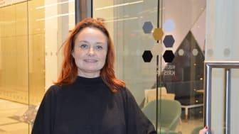 Helen Ortman är ny verksamhetschef på Kulturkvarteret Kristianstad.