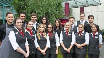 Auszubildende überraschten mit eigenem Event im Mercure Hotel Düsseldorf Hafen