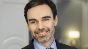 Dean Bannon ny försäljningsdirektör på Grand Hôtel Stockholm