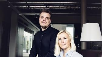 Analysverktyget Konfidens har utvecklats av affärsjuristen Lotta Bus och systemutvecklaren Simon Wikstrand.