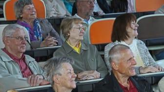 Am 23. März 2018 beginnt das 24. Sommersemester des Seniorenseminar an der TH Wildau. © TH Wildau / Bernd Schlütter