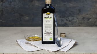 Zeta HälsOliv - ekologisk olivolja med extra mycket polyfenoler