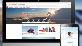 SkiStar launches new digital platforms
