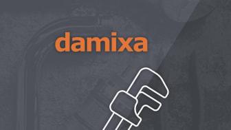Damixa Pro, app för både Iphone  och Android.