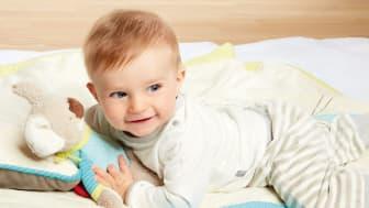 Kuschelige Wohlfühlatmosphäre im Babyzimmer