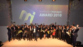 Große Bühne für die Besten: Am 1. März wurden in Köln in 14 Kategorien die immobilienmanager Awards verliehen.