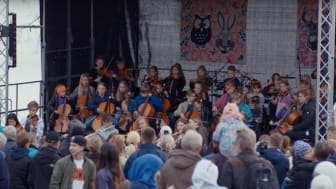 Kulturfestivalen 2017 i Oscarsparken blev en succé som nu återkommer på LindeDagen 16 maj.