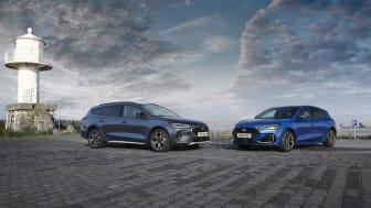 Nya Ford Focus kommer till Sverige i början av nästa år