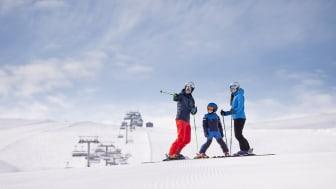 Enda enklere å ta seg til Norges største skianlegg. Foto: Ola Matsson/Skistar Trysil