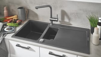 GROHE_Kitchen Solutions_Grey