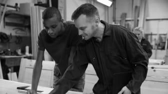 Den bedste vej til uddannelse går for nogle unge via arbejdsmarkedet