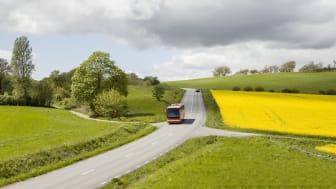 Ny rapport från Gröna Bilister - Hur går omställningen till fossilfri trafik i Sveriges kommuner och län?