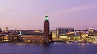 Vinnarna i Stockholms Innovationsstipendium utses i stadshuset den 11 september. Foto: Erik G Svensson, mediabank.visitstockholm.com