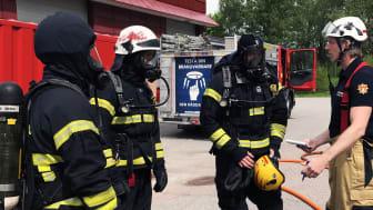 4 maj - Internationella Brandmannadagen