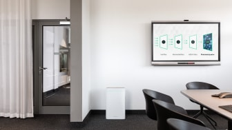 AiroDoctor® Luftreiniger: Einsatz im Meetingraum