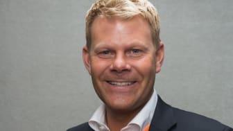 Daniel Nordström stolt VD på Connect Media