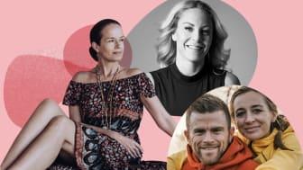 Malin Berghagen, Emma Igelström, Fanny Ahlfors och Patrik Widell blir en del av MåBra.