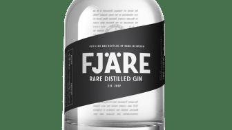 NYHET! Banbrytande svensk gin från småskaligt hantverksdestilleri