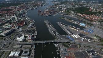 Göteborg utmanar den svenska bostadsmarknaden. Låga hyror gör Frihamnen till en föregångare.