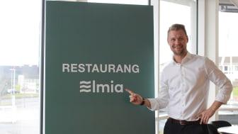 Restaurang Elmia heter FC Gruppens nya lunchrestaurang som öppnar denna veckan vid Elmias Entré Syd.