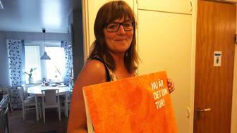 Monica Öhman ansökte om Kundmiljonen till FMN Norrbotten