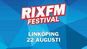 RIX FM Festival i Linköping