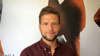 Elias Berglund, CHRO på Tre Sverige