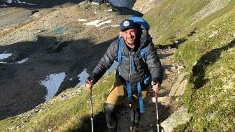 Ob Alpenüberquerung oder Städtetrip - Mit der Notos macht man immer eine gute Figur.
