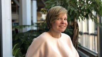 Sara Skärhem, Dalarna Science Park är kontaktperson för Smart City Sweden, Region Mitt, men bas i Borlänge.
