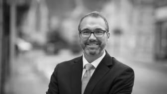 Chris Horne er ny administrerende direktør i Azets.