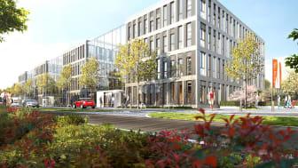 """Startschuss für die Bauarbeiten der Projektentwicklung """"Haus der Höfe"""" in Bonn (Bildquelle: www.haus-der-hoefe.de)"""