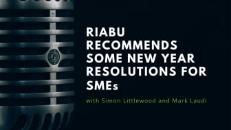 RIABU's Simon Littlewood shares his advice to SMEs looking to start the year well on the receivables front