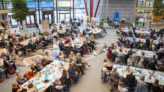 Mere end 200 borgere deltog i Rudersdal Kommunes bæredygtighedskonference den 27. september 2021