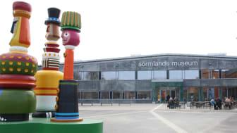 Sörmlands museum återöppnar försiktigt 13 april
