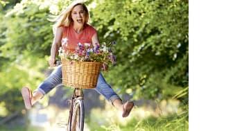 CykLaröd - familjedag med cykling i fokus 31 maj
